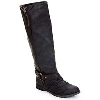 Shoes Women Boots Blowfish Malibu Tatiana Brown / Strike / Pu