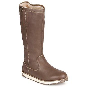 Shoes Women Mid boots EMU LEEVILLE Mushroom