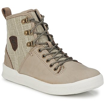 Shoes Men High top trainers Feud SUNSEEKER Grey
