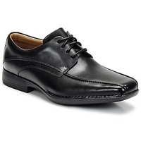 Shoes Men Derby shoes Clarks FRANCIS Black