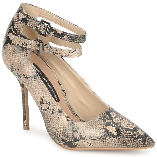 Shoes Women Court shoes French Connection JAMELIA Beige
