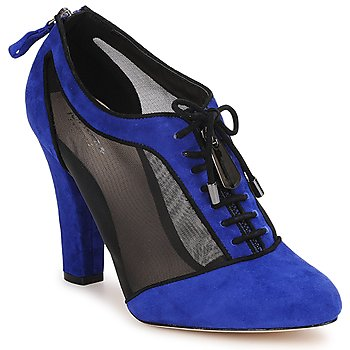 Shoes Women Low boots Bourne PHEOBE BLUE