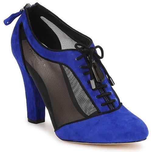 Shoes Women Low boots Bourne PHEOBE Blue