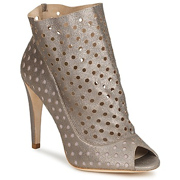 Shoes Women Ankle boots Bourne RITA Silver