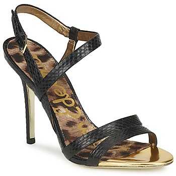 Shoes Women Sandals Sam Edelman ABBOTT  black / Snake
