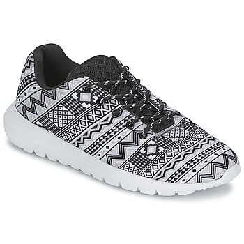Shoes Women Low top trainers Vero Moda VM TRIBAL Grey