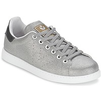 Shoes Women Low top trainers Victoria DEPORTIVO BASKET TEJIDO FANT Silver
