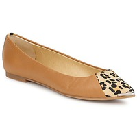 Shoes Women Ballerinas Chinese Laundry EXTRA CREDIT Camel