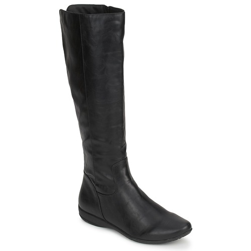 Shoes Women Boots Moony Mood GURLEN Black