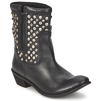 Shoes Women Mid boots Friis & Company DUBLIN JANI Black