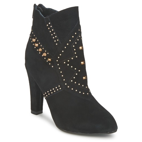 Shoes Women Ankle boots Friis & Company MIXA ERIN Black