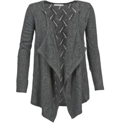material Women Jackets / Cardigans Betty London DINNA Grey