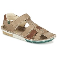 Shoes Boy Sandals El Naturalista KIRI BEIGE
