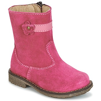 Shoes Girl Mid boots Citrouille et Compagnie PISTY Fuschia