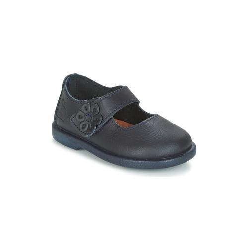Shoes Girl Ballerinas Citrouille et Compagnie MILSO Marine