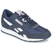 Shoes Women Low top trainers Reebok Classic CLASSIC NYLON Blue