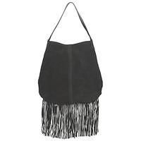 Bags Women Handbags Pieces TABATHA SUEDE Black