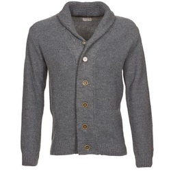 material Men Jackets / Cardigans Casual Attitude DARYL Grey