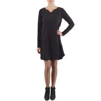 material Women Short Dresses Diesel D-LUNA DRESS Black