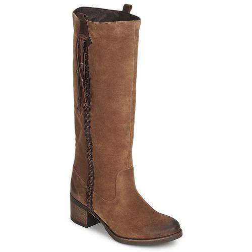 Shoes Women Boots Betty London ELOANE Brown