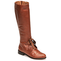 Shoes Women Boots Fericelli MAURA Camel