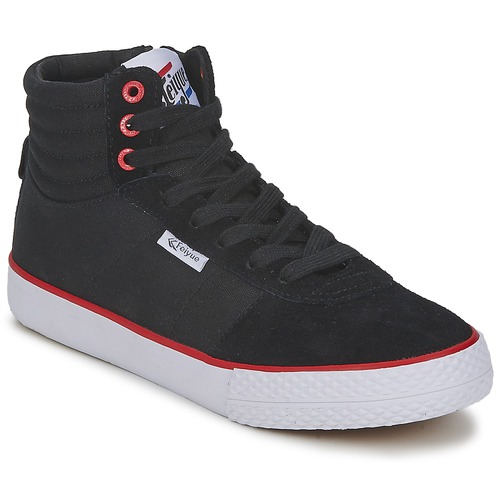 Shoes High top trainers Feiyue A.S HIGH SKATE Black