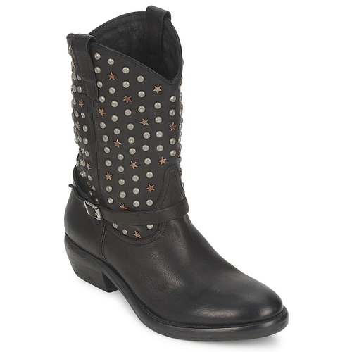 Shoes Women Boots Catarina Martins  Black