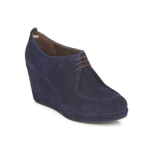 Shoes Women Derby shoes Coclico HIDEO Marine
