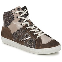 Shoes Women High top trainers Janet Sport ERICMARTIN Taupe