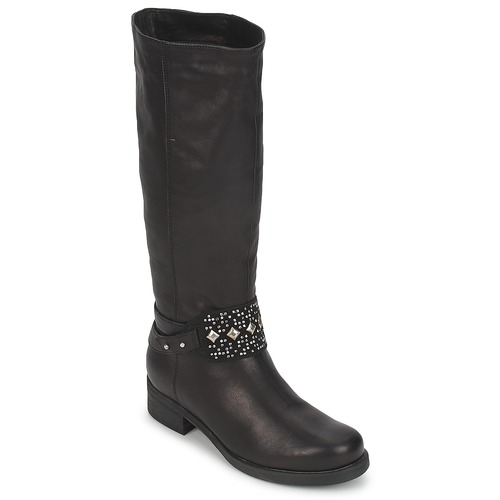 Shoes Women Boots Janet&Janet VAN BRADNER Black