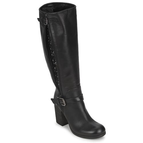 Shoes Women Boots JFK SEMATA Black