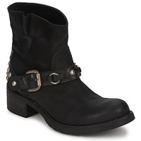 Shoes Women Mid boots JFK LIPATO Black