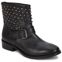 Shoes Women Mid boots JFK BARBALA Black