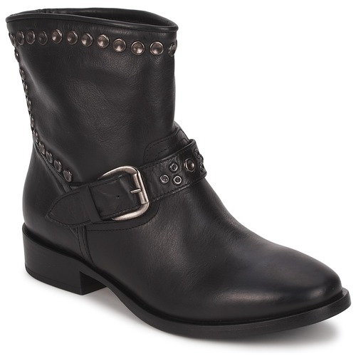 Shoes Women Mid boots JFK MASELLE Black