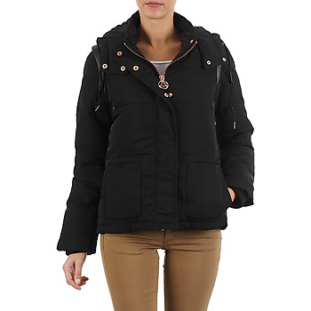 material Women Duffel coats Eleven Paris TAELLY WOMEN Black