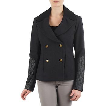 material Women Jackets / Blazers Manoukian MEELTON Black