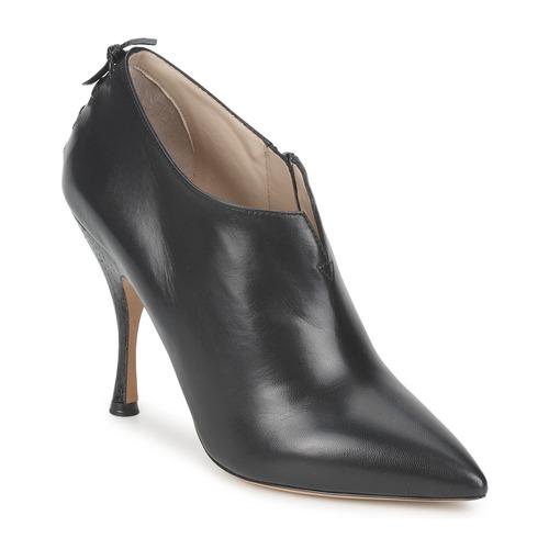 Latest Marc Jacobs Malva 10x57 Black Ankle Boots for Women Sale