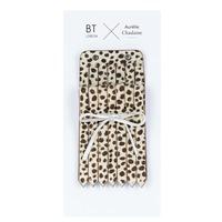 Accessorie Women Interchangeable fringes Betty London LANGUETTE DEOPAR Leopard