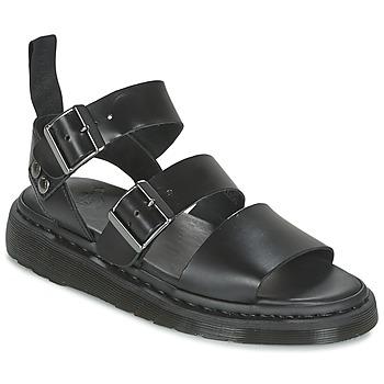 Shoes Women Sandals Dr Martens Gryphon Black