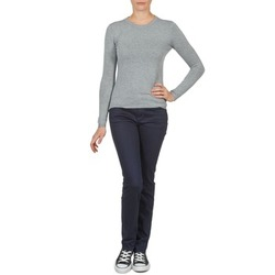 material Women slim jeans Meltin'pot MARIAN Blue