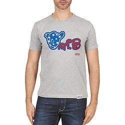 material Men short-sleeved t-shirts Wati B TSMIKUSA Grey