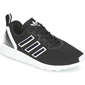 Shoes Men Low top trainers adidas Originals ZX FLUX RACER Black