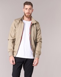 material Men Blouses Harrington HARRINGTON PAUL Beige