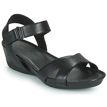 Shoes Women Sandals Camper MICRO Black