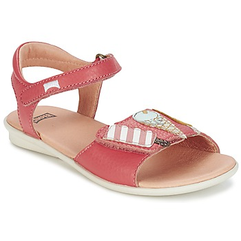 Shoes Girl Sandals Camper TWS Pink