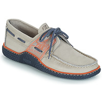 Shoes Men Boat shoes TBS GLOBEK Grey