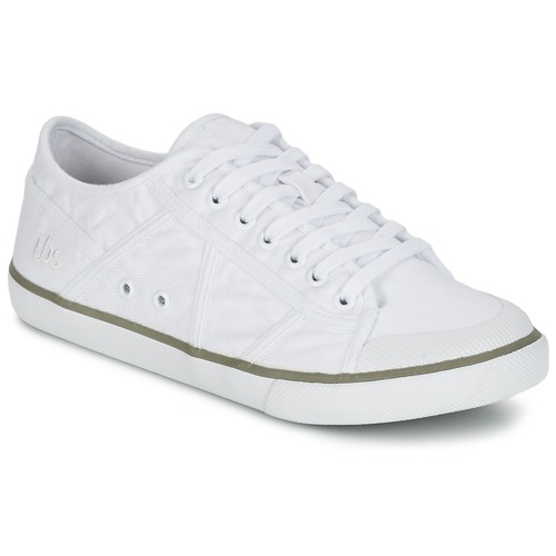 Shoes Women Low top trainers TBS VIOLAY White