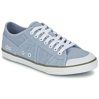 Shoes Women Low top trainers TBS VIOLAY Blue