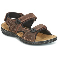 Shoes Men Sandals TBS BERRIC Brown