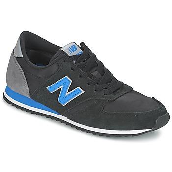 Shoes Low top trainers New Balance U420 Black